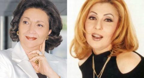 شباب الفيس بوك يرشحون نادية الجندي لتجسيد سوزان مبارك
